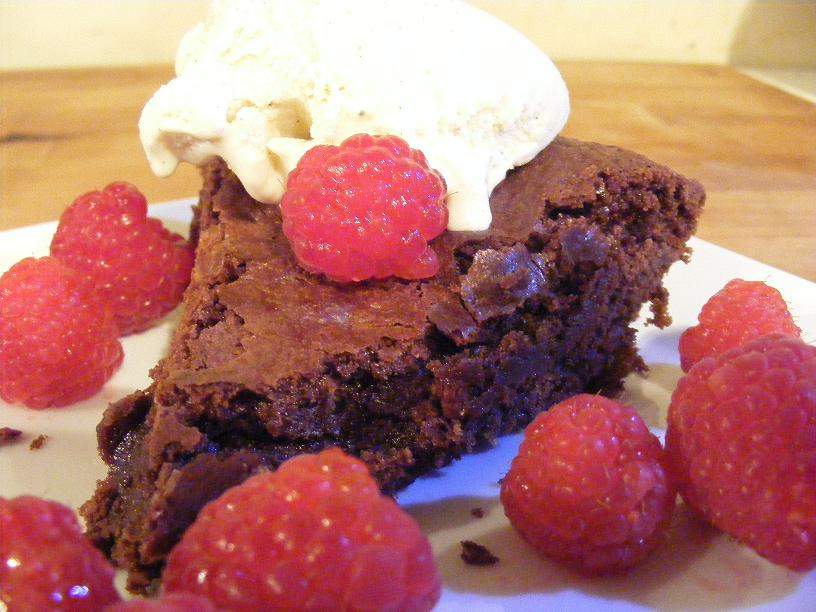 Double chocolate brownie cake recipes